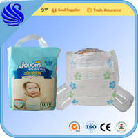Europe Standard High Quality Baby Diapers
