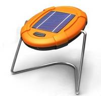 Solar Reading Light SL-001