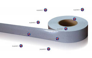 Wholesale safety tape: China Wholesale New Design 3m PET Safety Reflective Marine Solas Tape