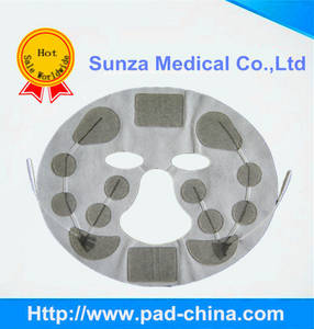 Wholesale hydrogel mask: Hydrogel Mask Electrode with Two Channels