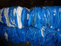 HDPE Drum Plastic Scrap
