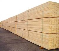 Pine, Beech, Spruce Sawn Timber