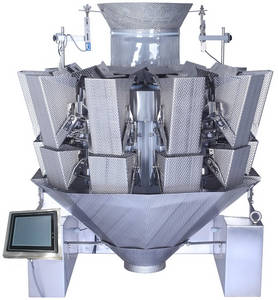 Wholesale candy packing bag: JY-10HDT  Multihead Combination Weigher for Wet Sticky Products