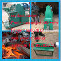 Sell sawdust into charcoal machine line