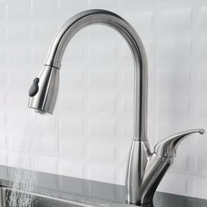 Wholesale kitchen mixer: New Design Stainless Steel Kitchen Mixer with CUPC, SGS, VA
