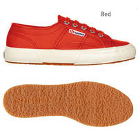 Sell Superga Shoes Red Wholesale