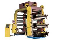 YTB600-2000mmHigh Speed Flexographic Printing Machinery