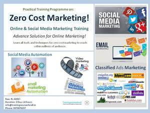 Wholesale Other Advertising Services: Zero Cost Digital Marketing