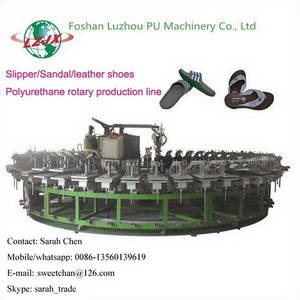 Wholesale shoe making machine: PU Shoe Making Machine with 36 Mold Stations