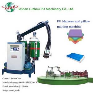 Wholesale memory foam pillow: PU Memory Pillow Foaming Production Line