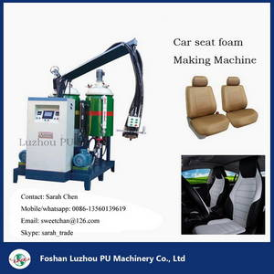 Wholesale motorcycle: Bicycle/Motorcycle/Seat Foam PU Turntable Production Line