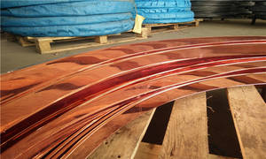 Wholesale earth station antenna: Copper Coated  Steel Tape