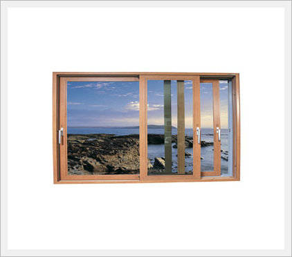 sliding window: Sell Aluminum Polystyrene Composite Window - Sliding Window