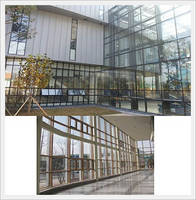 Aluminum-Polystyrene Composite Curtain Wall