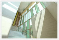 Aluminum Polystyrene Composite Curtain Wall