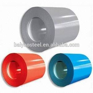 Wholesale s250: ISO Standard Less Expensive Prepainted Galvanized Steel Coil PPGI with Waterproof