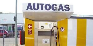 Wholesale vehicle: LPG Gas