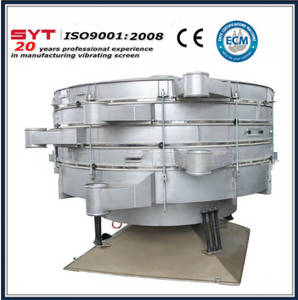 Wholesale welding rod making machine: Tumbler Vibrating Sieve Machine