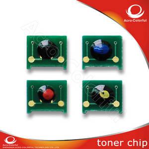 Wholesale color toner: LBP7200 7200 for Canon Toner Cartridge Reset Chip Used in Color Laser Printer or Copier