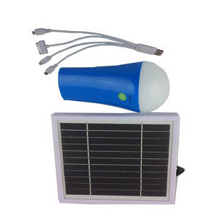 Wholesale Solar Energy Systems: 3W Portable Solar Torch, Recycle Solar Lighting Kits