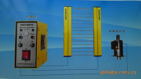 小于20ms,经过全自检电路设计,即当安全光幕传感器自身出现器件或线路