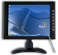 Sell 10.4 inch Stand VGA USB Touch Screen LCD Monitor