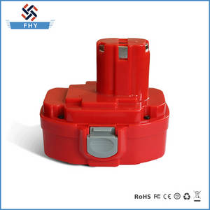Wholesale ni mh power tool battery: Power Tool Battery for Makita 18v 3000mAh Ni-MH