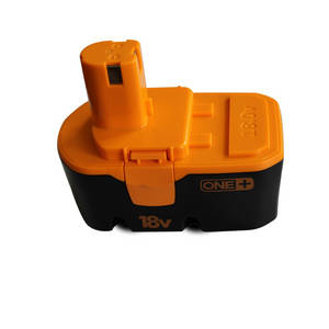Wholesale ni mh power tool battery: 3.0Ah 18V NI-MH Power Tools Batteries of RYO-18 for Ryobi