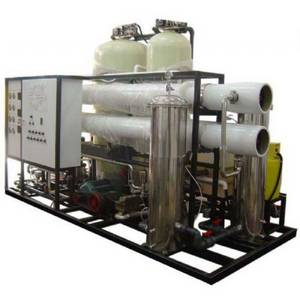Wholesale sea water desalination system: SWD Series Land Seawater Desalination Equipment