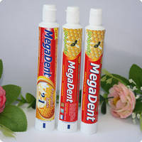 Aluminum Laminated Toothpaste Tube
