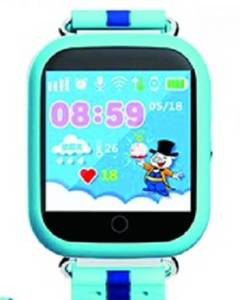 Wholesale android mid: 2G Calling Kids WIFI GPS Tracking Smart Watch Phone with SOS, Electronic Fence
