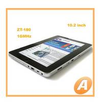 10.2 Inch Android 2.2 Tablet PC ZT180