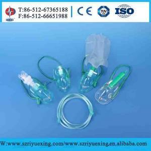 Wholesale sterlization: Disposable PVC Medical Oxygen Mask