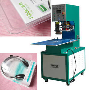 Wholesale plastic and clam and shell: High Frequency Blister Welding Machine for Package