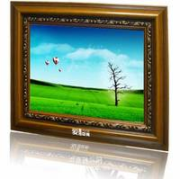 17 inch super high clear digital phpto frame