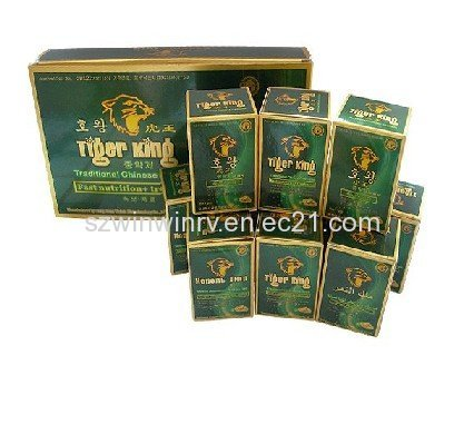 Chinese herbal viagra tiger