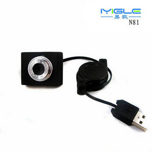 Wholesale mini laptop: Plug and Play Free Driver Mini USB Webcam for Laptop Notbook PC Clip Webcam Without Mic
