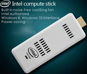 Wholesale pocket pc: WINDOWS10 TV Stick Wintel Compute Stick Intel Bay Trail Z3735f Smart Mini PC Pocket Computer
