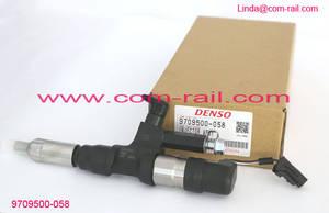 Wholesale fuel injector: Denso Original Fuel Injector 095000-0582 23670-78010 23910-1201A