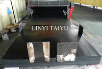 Sell Black Phenolic Resin Film / Phenolic Surface Film for Film Faced Plywood