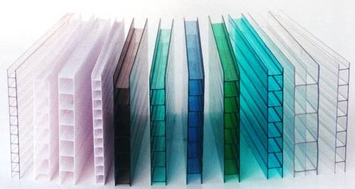 polycarbonate sheet  haining gensin plastic sheet co.,ltd, coloring