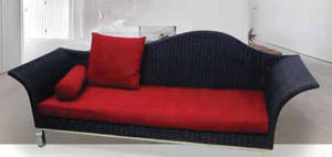 Wholesale rattan furniture: Water Hyacinth Sofa