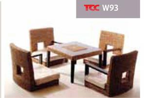 Wholesale water hyacinth furniture: Water Hyacinth Sofa