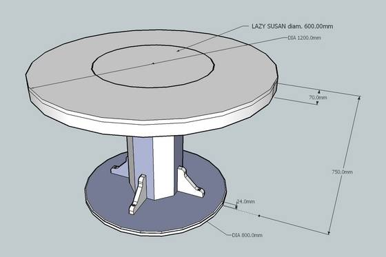 Dining Table Round Dining Table Malaysia