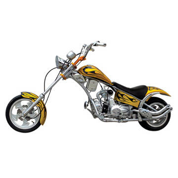 Fun ride 43cc gas scooter for kids 12 and up