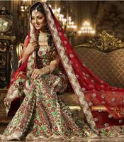 Wedding Lehenga ~ Lehenga Choli ~ Bridal Wear