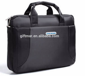 Wholesale document: 2016 OEM/ODM Customized Briefcase Nylon Functional Man Business Document Bag Fabric Polyester Laptop
