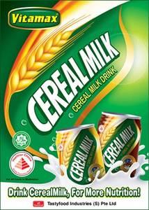 Wholesale vitamax: Vitamax Cereal Milk Canned Beverage