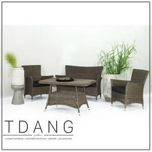 Wholesale shoes: Manning 4 Pieces Seating Group with Cushions