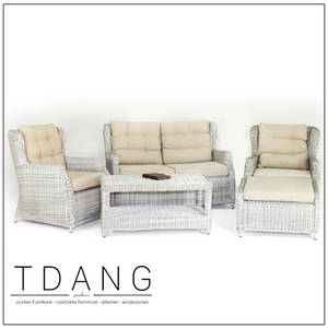 Wholesale cushions: Driago 5 Pieces Deep Seating Group with Cushions